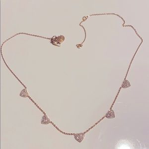 Michael Kors Mini Hearts Necklace